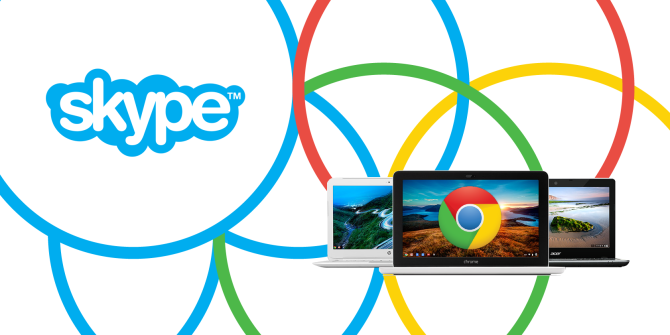 Need To Use Skype? You CAN Do That On A Chromebook