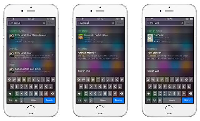 iOS 8 Is Here: 10 Reasons to Install It Right Away spotlightios8