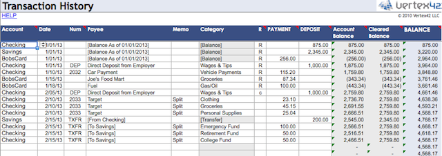 10 amazingly useful spreadsheet templates to organize your life
