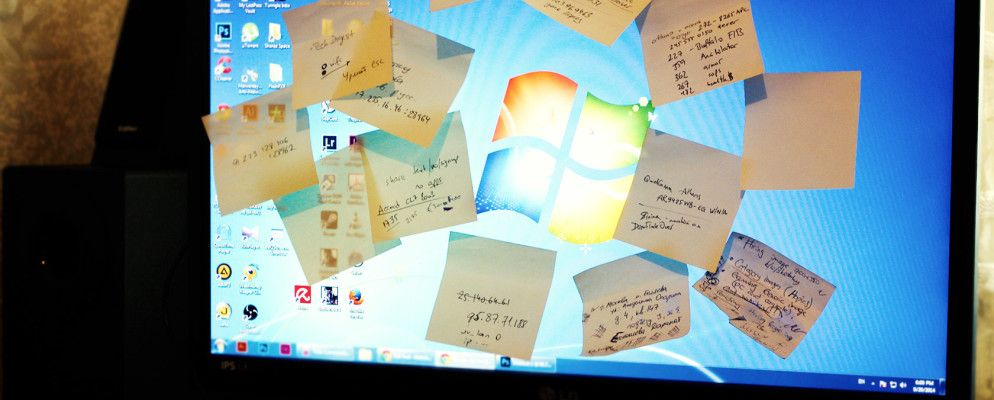 Post-It To Your Screen - 6 Sticky Note Apps For Windows