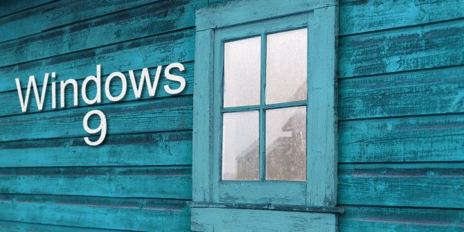 What Can You Expect From Windows 9? Threshold Rumors Summarized
