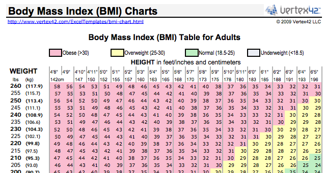 10 Excel Templates To Track Your Health and Fitness