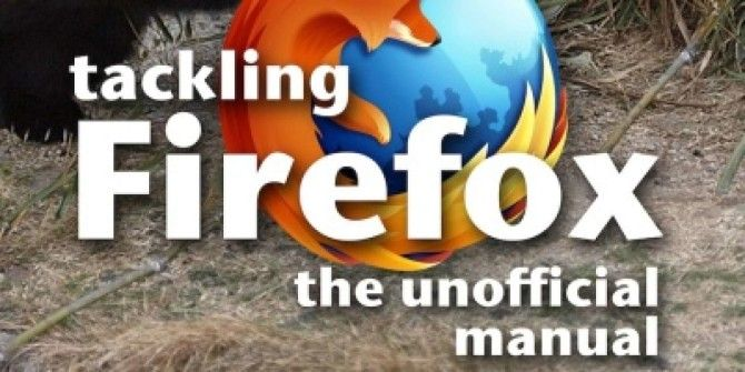 The User's Guide to Firefox