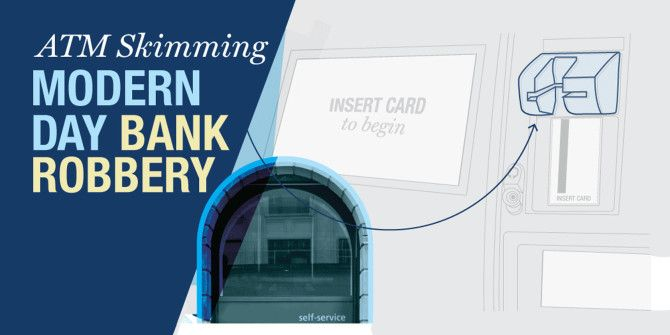 ATM Skimming Can Ruin Your Life – Here's How To Stay Safe