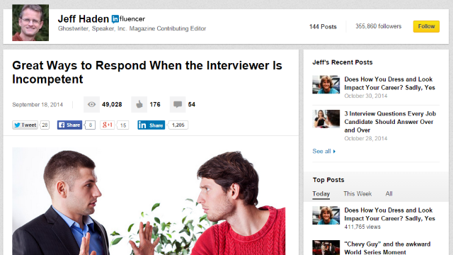 how to add influencers on linkedin