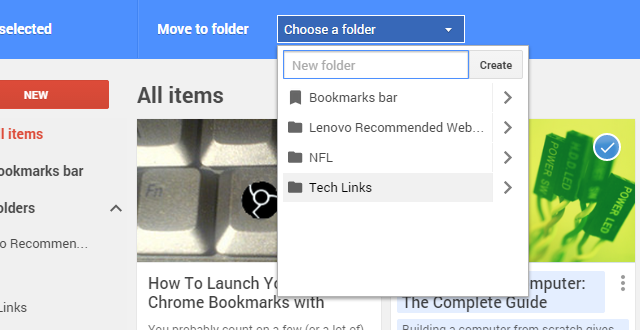 Chrome-bookmark-manager-organization-move-folder