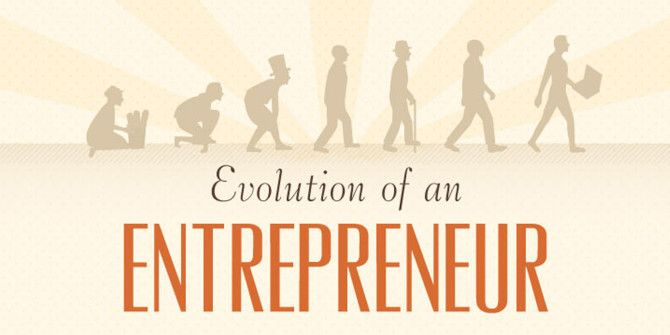 The Entrepreneur Has Certainly Evolved Over The Years