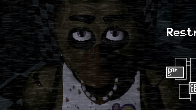 Five-Nights-Freddies-Gameplay