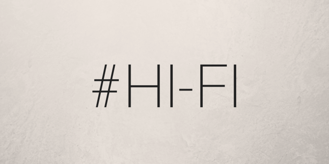 Meet Hi-Fi, the Hashtag-Themed Social Network for iOS