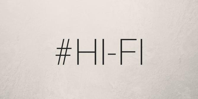 Meet Hi-Fi, the Hashtag-Themed Social Network for iOS