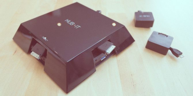 HUB IT USB3 Charger Review and Giveaway