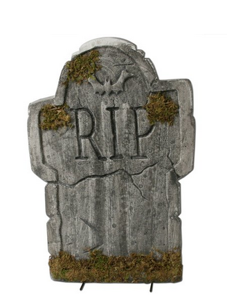 Halloween-decorations-Tombstone