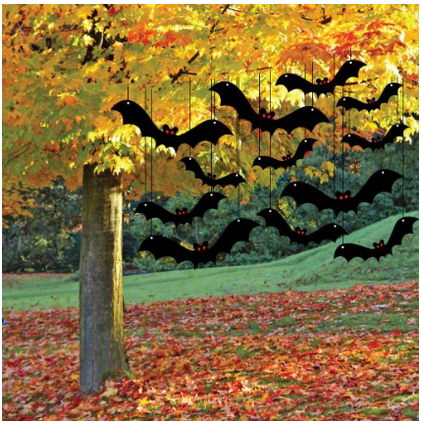 Halloween-decorations-bats