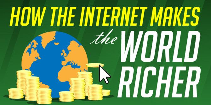 How The Internet Is Making The Whole World Richer