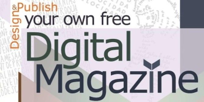 Publish Your Own Free Digital Magazine