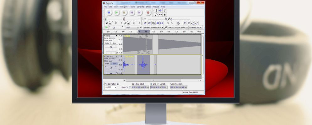 7 Audacity Tips For Better Audio Editing On a Budget