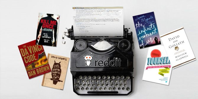 The Life Of An Author According To Reddit