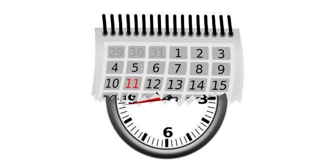 Tear Off The Calendar: 4 Other Approaches To Time Management