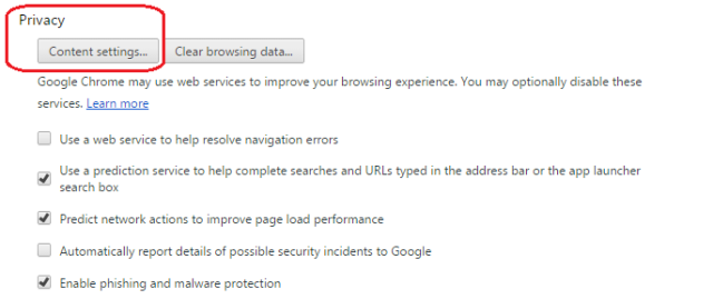 chrome-privacy