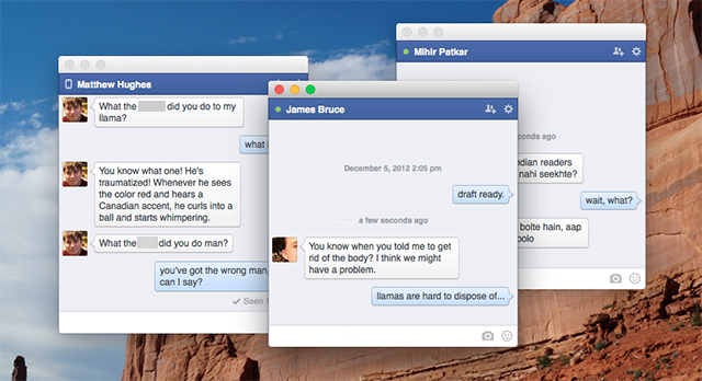 Why Do Developers Keep Leaving the Mac App Store? current facebook mac chat windows