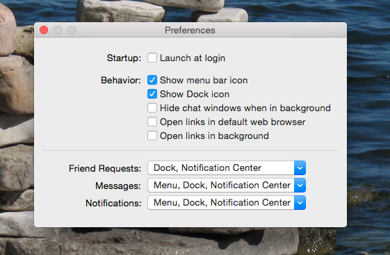 current-facebook-mac-settings