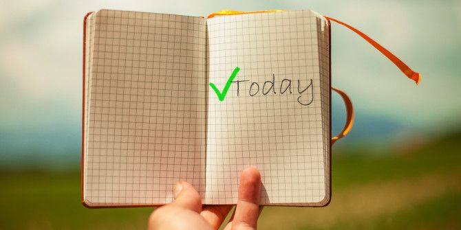 Get Things Done With 3 Tiny Changes To Your Day