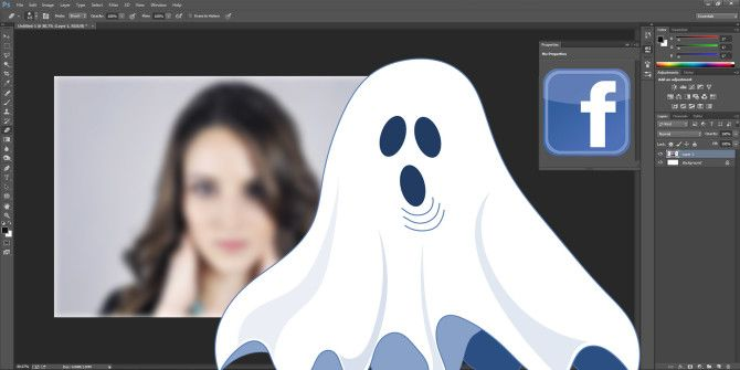 Add a Ghost to Your Facebook Profile Picture
