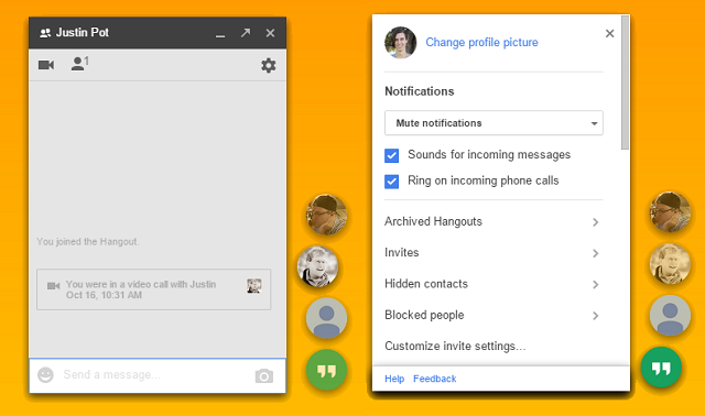 Someone Finally Made Google Hangouts Better On Desktop hangouts new example