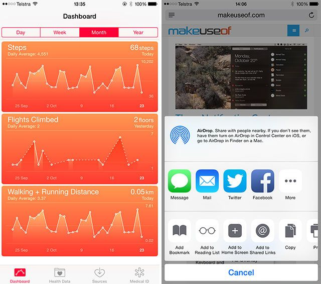 iPhone 6 Plus Review and Giveaway health safari small