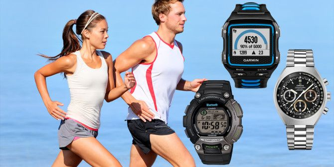 Buying Your Next Sports Watch: What You Need To Know