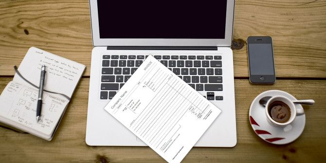 10 Simple Invoice Templates Every Freelancer Should Use