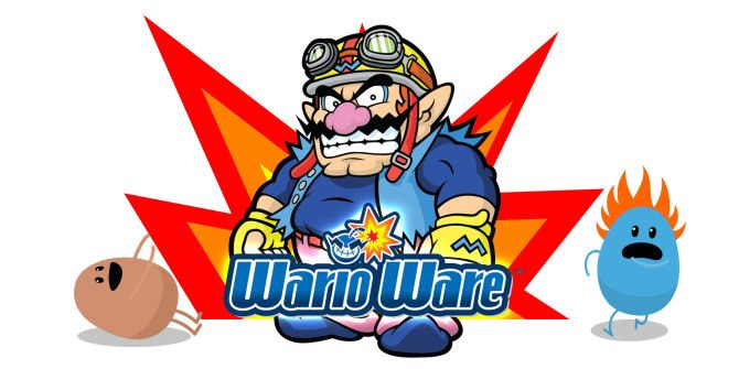 Almost WarioWare: 4 Mini Game Collections For Android And iOS