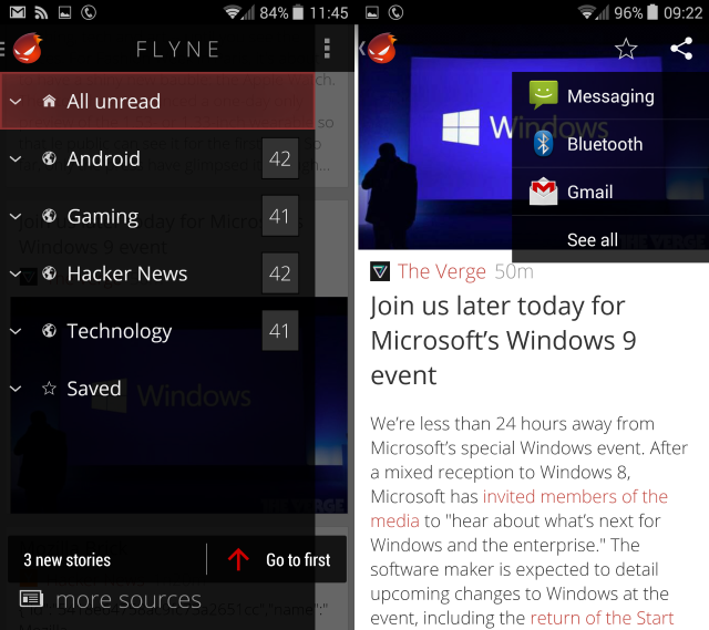 muo-android-newsreaders-flyne