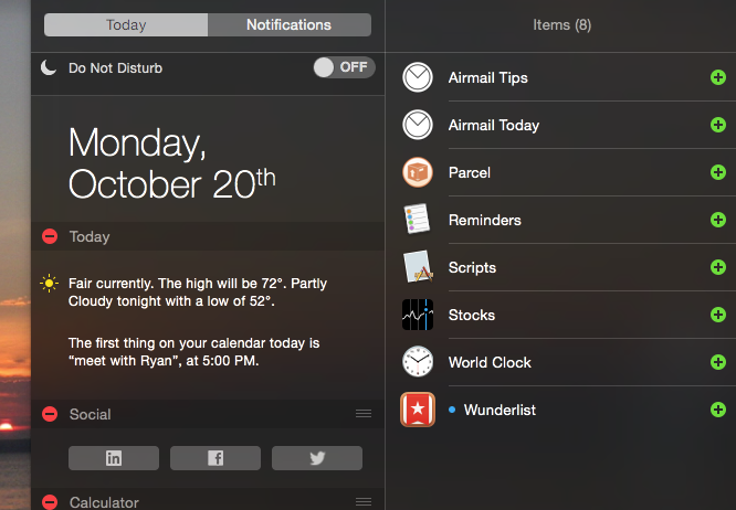 notification-center-today