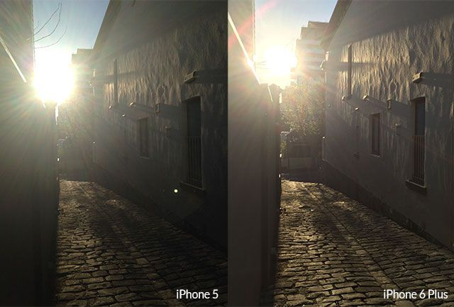 iPhone 6 Plus Review and Giveaway photocompare small