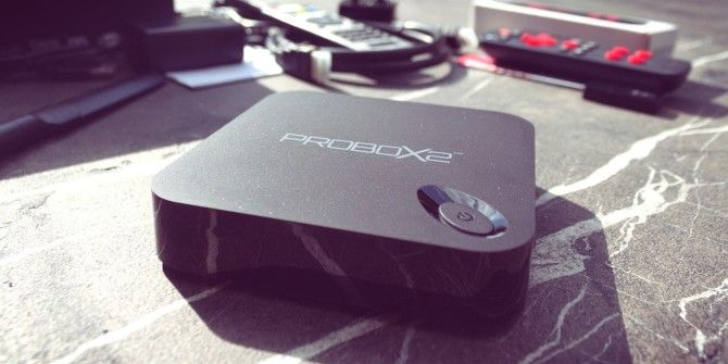 Probox2 EX Android TV Box Review and Giveaway