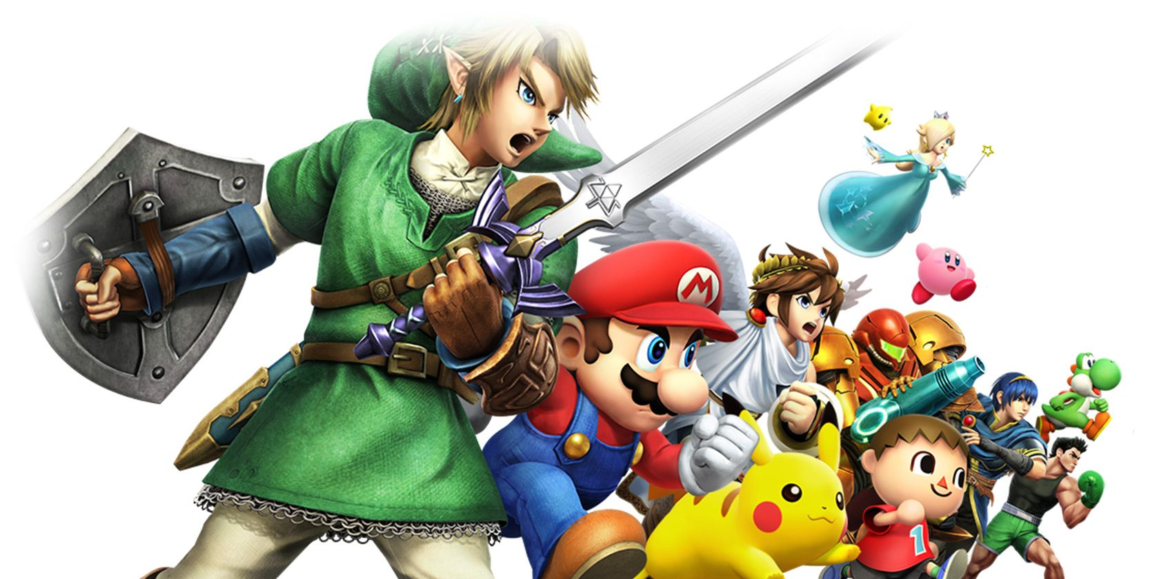 Super Smash Bros. Brawl Poster 13x19   Etsy