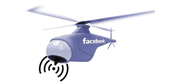 Facebook Is Bringing WiFi To The Masses With Drones