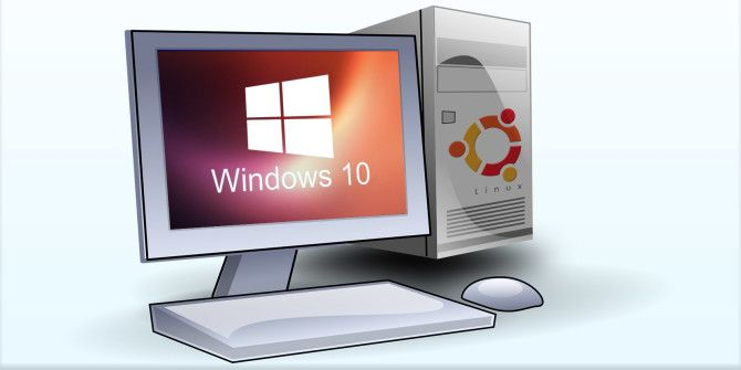 How To Try Windows 10 If You're Running Linux