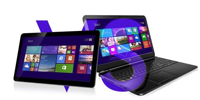 Pros & Cons Of A Windows 8 Tablet Vs. A Touchscreen Laptop