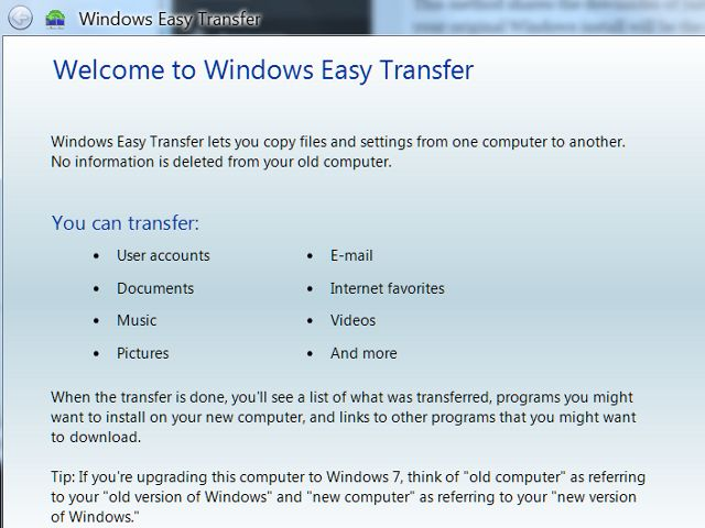 windowseasytransfer