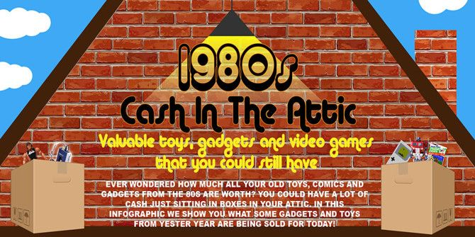 You Won't Believe How Much These 80s Toys, Gadgets, And Video Games Are Worth