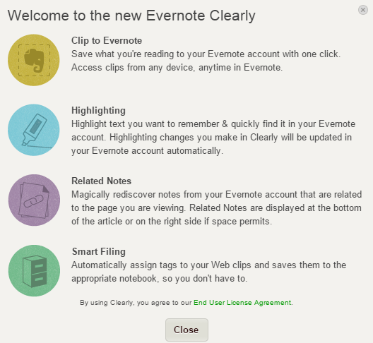 7 Evernote Clearly Features
