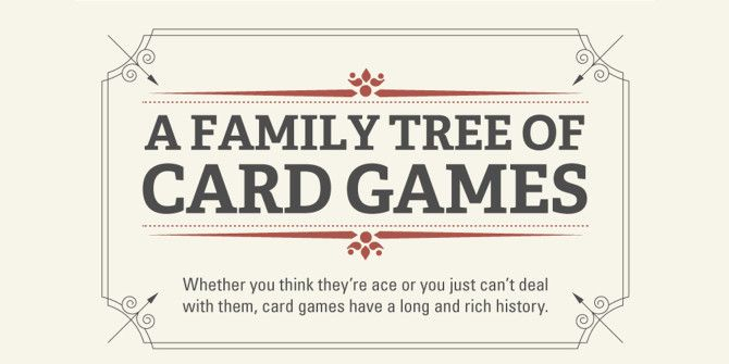 The Ultimate History Of Card Games