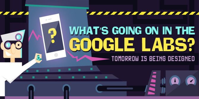 What's Happening In The Google Labs?