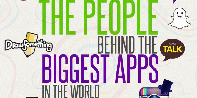 The Humans That MakeThe Apps We Love