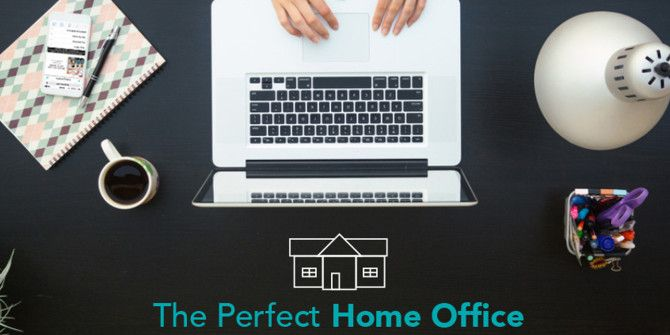 How To Have A Perfectly Productive Home Office