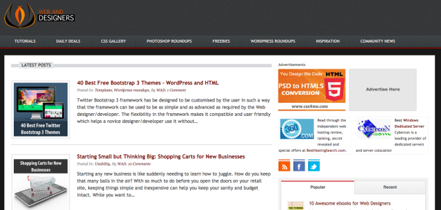 How to Be a Profitable Online Graphic Designer Screen Shot 2014 11 29 at 15