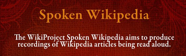 Wikipedia-Spoken-Project