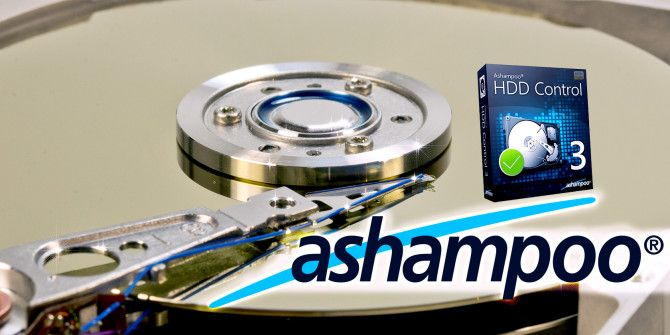 Keep Your Hard Drive Healthy With Ashampoo HDD Control 3